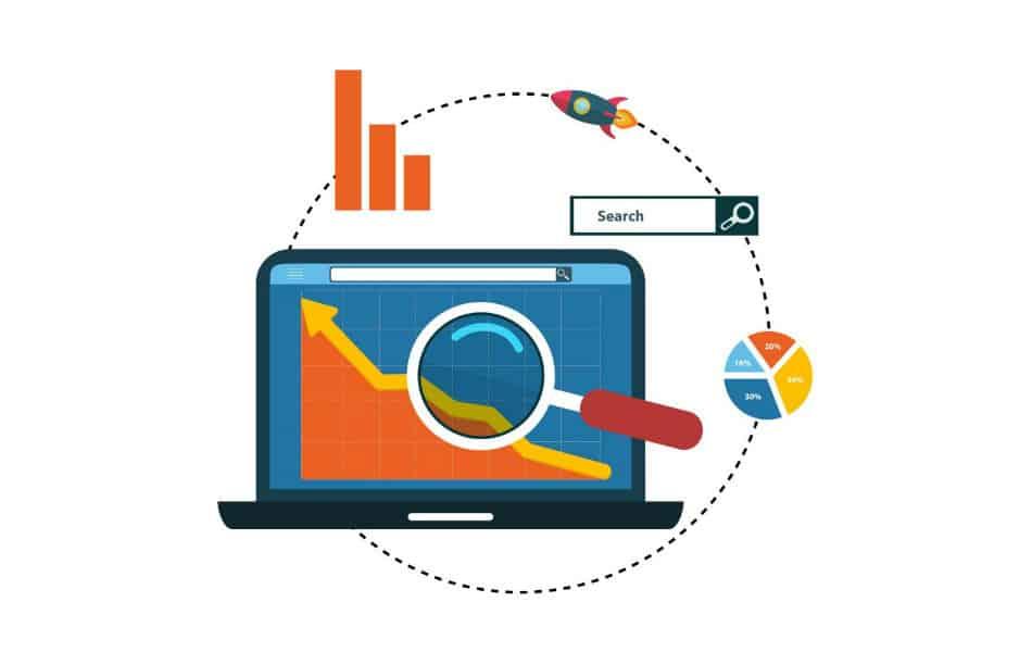 gráficos e estratégias para melhorar o posicionamento no google
