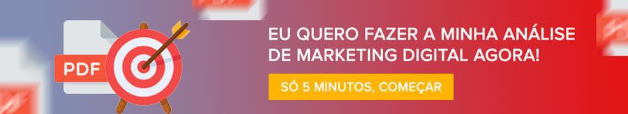 analise do marketing
