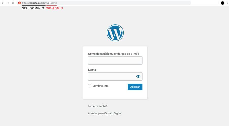 como fazer uma postagem no wordpress
