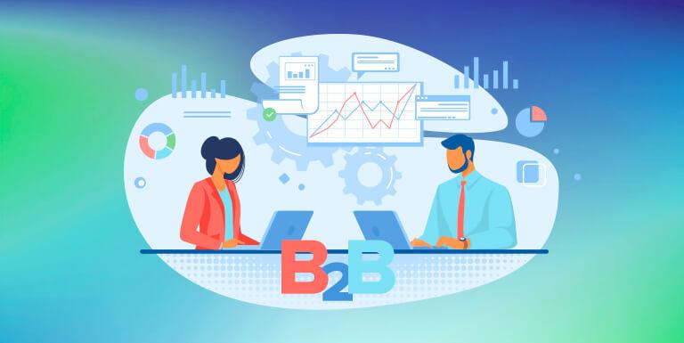 O que é venda B2B